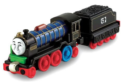 Trackmaster Patchwork Hiro - tootally take n play patchwork hiro