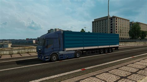 blue trailer nl krone blue trailer truck simulator 2 mods