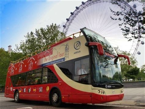 London Double Decker Bus Tours - Hop On Hop Off Bus ...