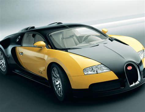 yellow bugatti bugatti veyron yellow