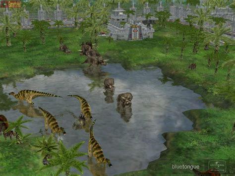L A Rex jurassic park operation genesis screenshots 44 of 80
