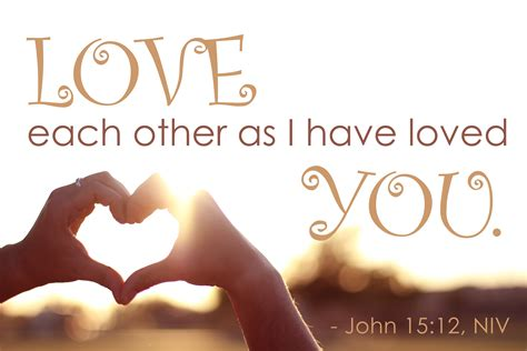 images of love each other jesus said a new command i give you love one another
