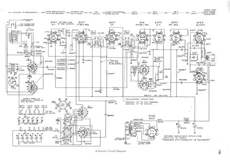 Triplex Plans the free information society rca 19k electronic circuit