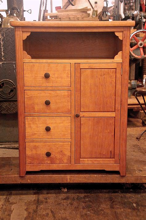 Cherrywood Furniture by Furniture Maker Dennis Cherry Wood