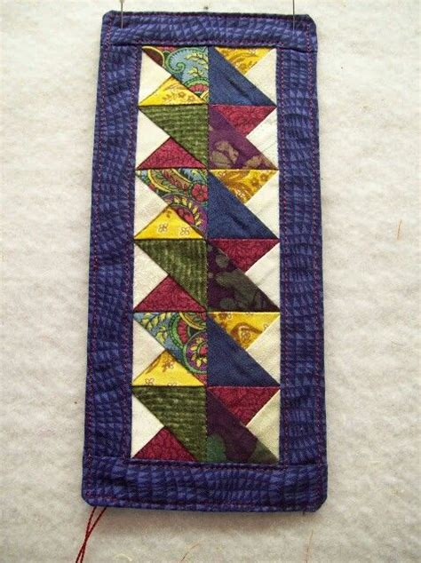 Quilted Bookmarks by Quilted Bookmark Stuff Bookmarks