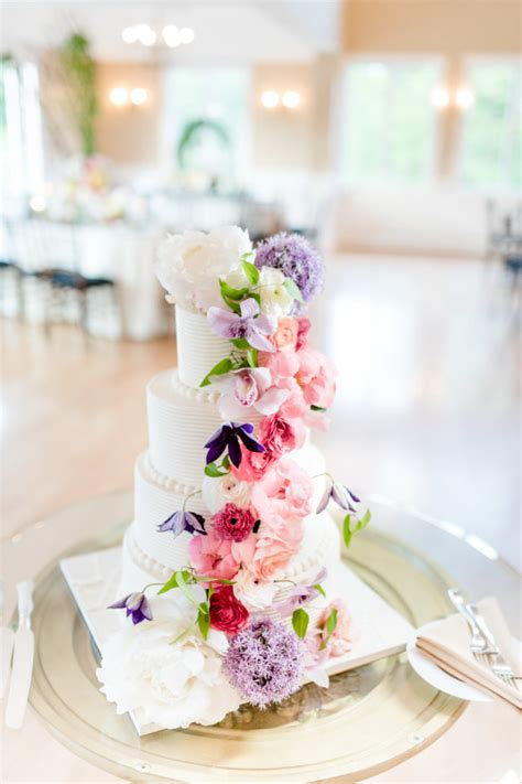 Wedding Cake Floral by Wedding Trend 20 Fabulous Wedding Cakes With Floral For