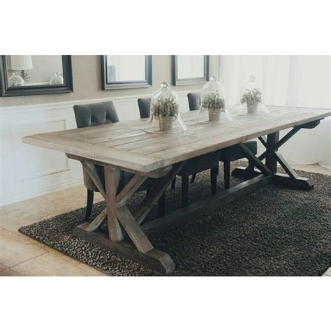 best wood dining table 25 best ideas about gray dining tables on