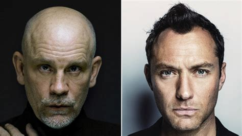 john malkovich new tv show john malkovich joins jude law in hbo sky s the new pope