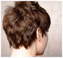 medium wedge hairstyles back view wedge haircuts rear view short hairstyle 2013