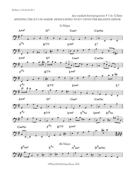 swing bass lines jazz standard bass line transcriptions walking bass