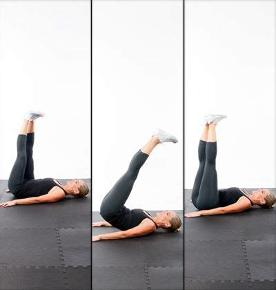 the fastest abs workout flats my goals and its ok
