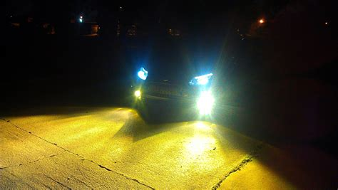 10k Hid Lights by Hid Bulbs Replacement H1 10k 10000k Blue Color Light