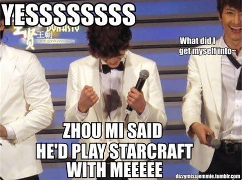 Super Junior Meme - funny suju meme jenjen bunny fan art 31083361 fanpop