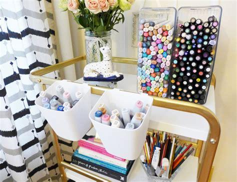 sunnersta container diy art cart makeover 187 joanna baker fashion