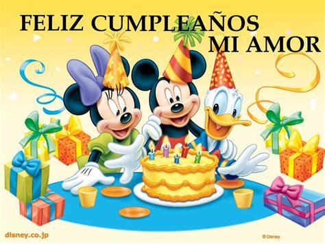 imagenes de amor para cumpleaños 7 imagenes de feliz cumplea 241 os mi amor facebook