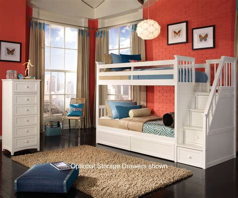 school bunk bed school house bunk bed with stairs rooms furniture