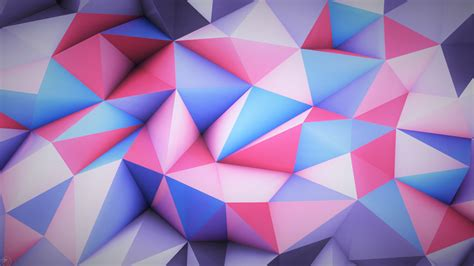 wallpaper colorful abstract  symmetry blue