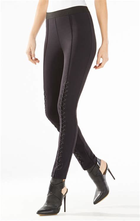 Lace Legging beau lace up