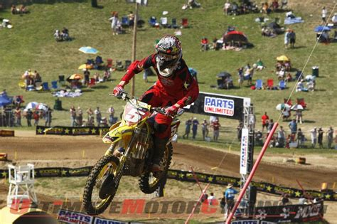 ama motocross budds budds creek dungey crash return
