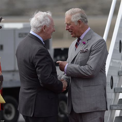 Of Wales David Mba General Management by Charles And Camilla Touch In The Canadian Arctic