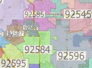 Southern California Zip Code Map by How To Do Local Search Engine Optimization By Yourself