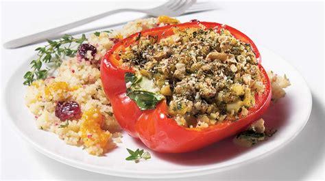 Iga Vegetarian 1 vegetarian stuffed peppers iga recipes