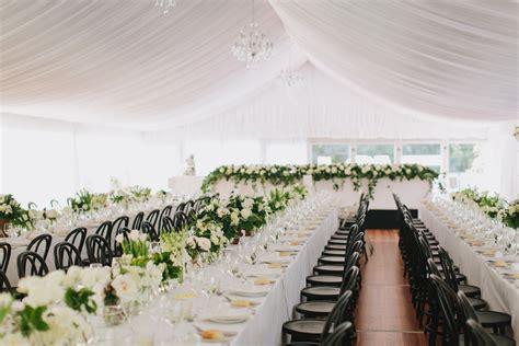 Wedding Ceremony Venues Melbourne werribee mansion marquee wedding venue