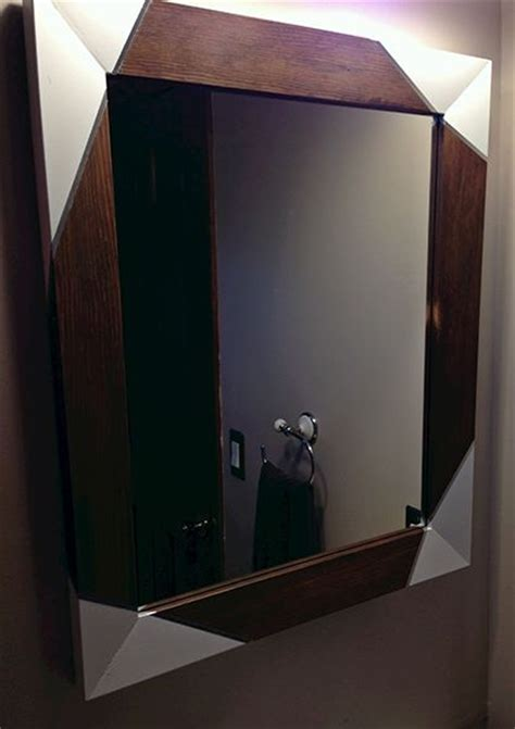 pine bathroom mirror 21 best images about small craft projects i ve made on