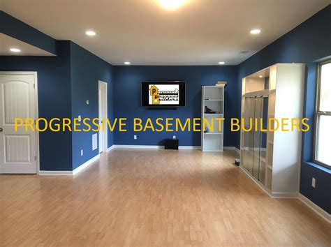 atlanta basement remodeling and basement finishing in