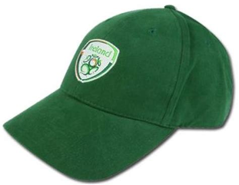 official ireland rugby baseball cap by ref cap038