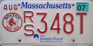 Ma Vanity Plate by Massachusetts 2 Y2k