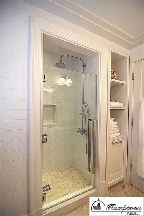 Shower Stall Ideas For A Small Bathroom Best 25 Small Shower Stalls Ideas On Small Showers Small Tiled Shower Stall And