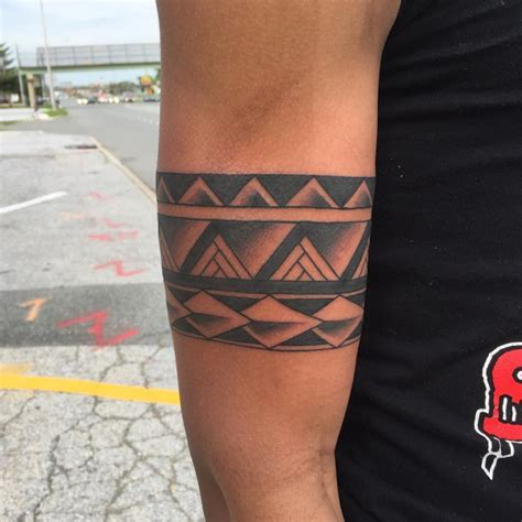 polynesian tattoo armband designs pin triangle armband tattoos designs flash images free