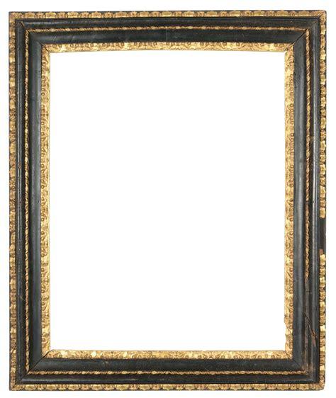 cornici oro cornice salvator rosa nera e oro roma xviii secolo