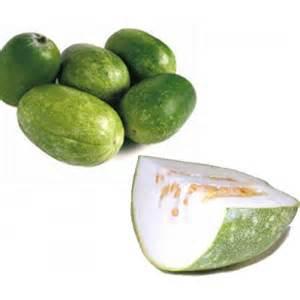 natural remedies ash gourd
