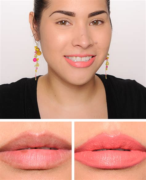 Lipstik Wow mac all about beige look in a box review photos swatches
