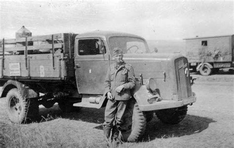 opel truck ww2 opel blitz wehrmacht truck 4 world war photos