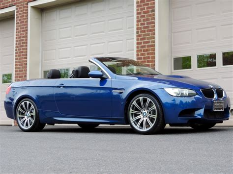 Used Bmw Convertibles by 2011 Bmw M3 Convertible Stock 584240 For Sale Near