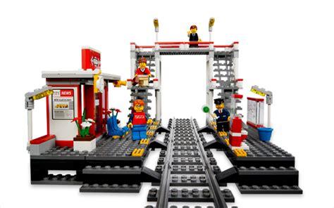 Lego 7937 City Station lego 7937 lego city station σιδηροδρομικός