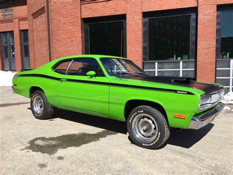 1972 plymouth duster 1972 plymouth duster 340 for sale classiccars cc