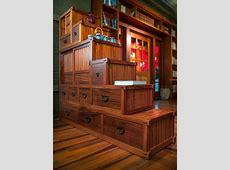Kaidan Tansu - Berkeley Mills Cabinet Doors