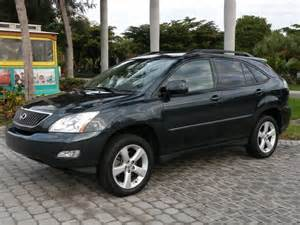 Value Of 2005 Lexus Rx330 2005 Lexus Rx 330 Photos Informations Articles