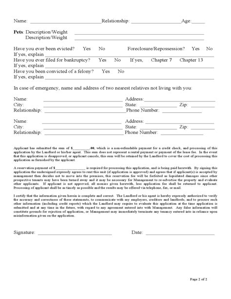virginia section 8 application online west virginia rental application free download