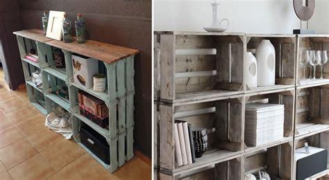 decorar la sala con cosas recicladas c 243 mo hacer preciosos muebles reciclados paso a paso