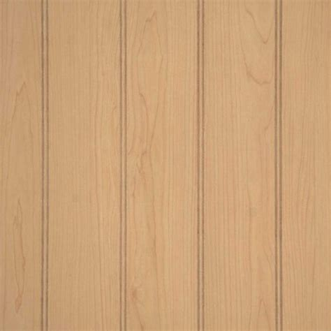 beadboard prices wall paneling 4 quot wide beadboard 3 6mm ultra maple