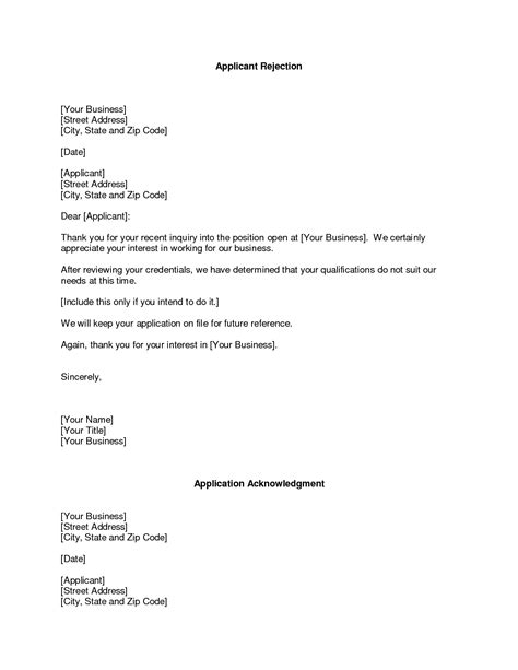 Rejected Invoice Letter Sle Invoice Rejection Letter Invoice Template Ideas
