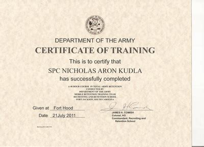 certifications nicholas kudla s digital portfolio