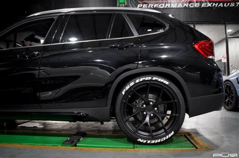Bmw X1 Tieferlegen by 20 Inch Pur Wheels 4our Sp Alu S At Bmw E84 X1 By Epd