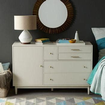 Patchwork Dresser West Elm - nailhead 6 drawer dresser west elm