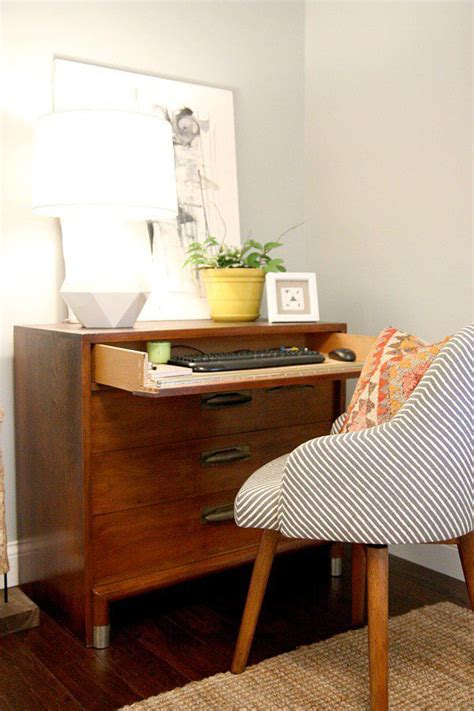 Dresser With Desk by Turn Your Dresser Into A Desk With This Clever Diy